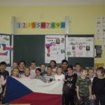 II. B  - projekt 100 let republiky